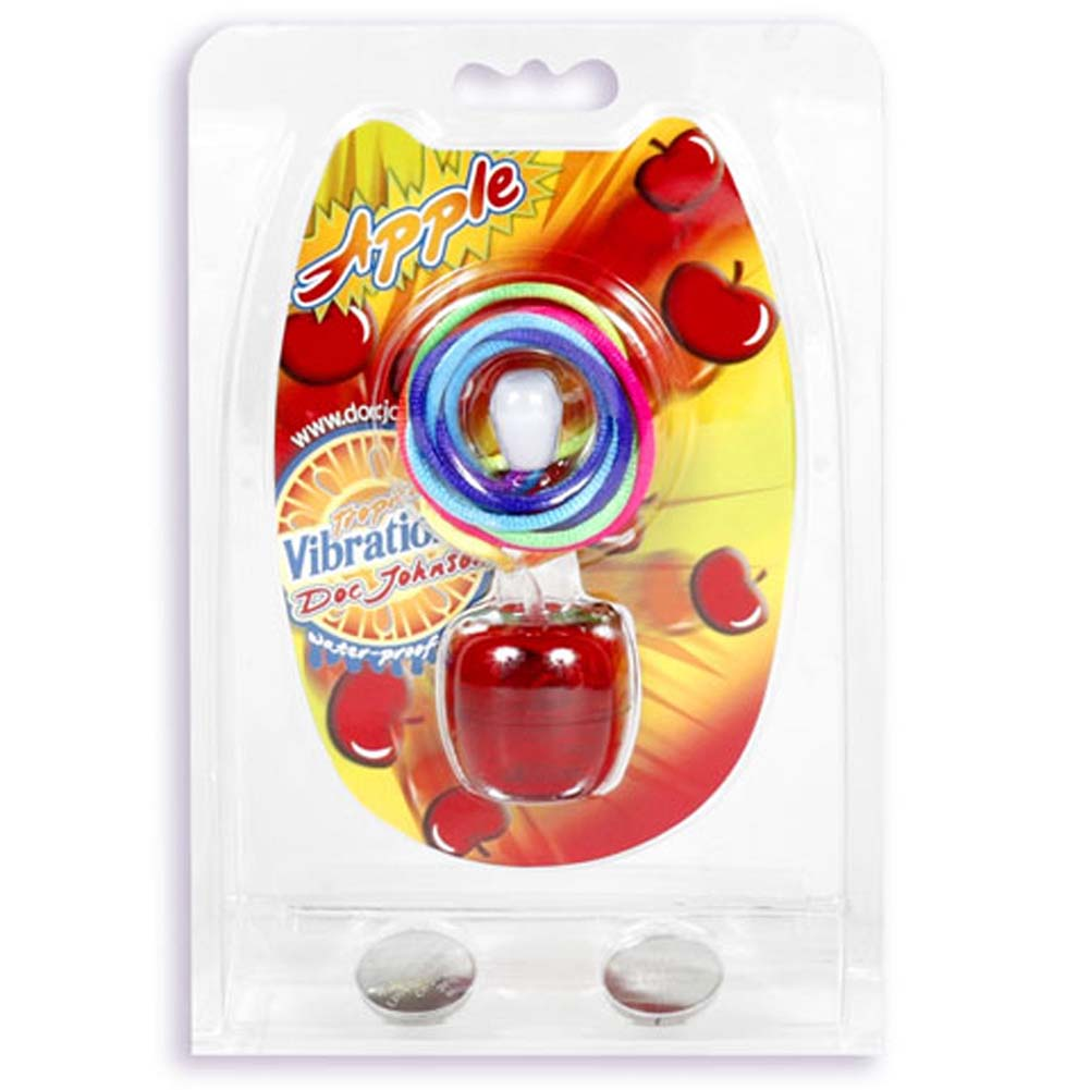 Tropical Vibrations Apple Waterproof Mini Vibe 1 In. - View #1