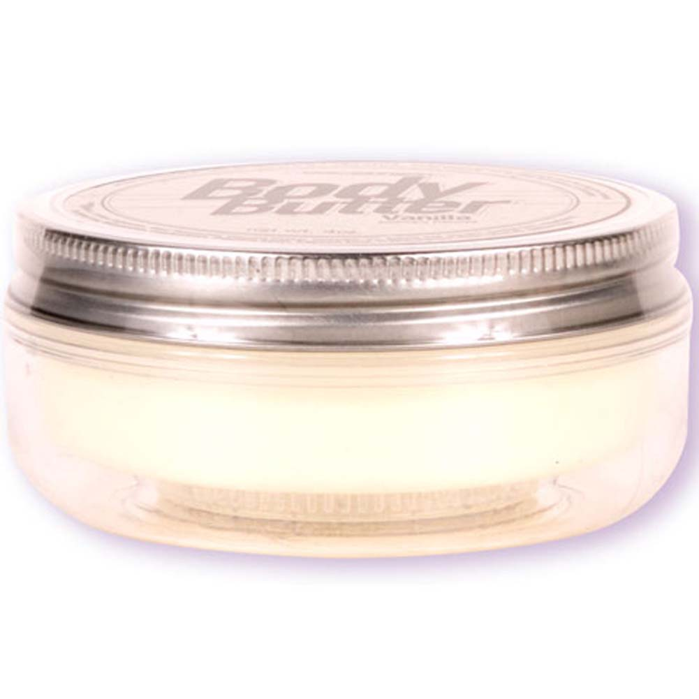 Body Butter Vanilla 2 Fl. Oz. - View #2
