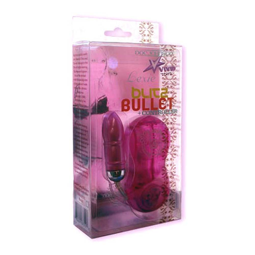 Lexies Short Blitz Bullet and Controller Pink 2.5 In. - View #1