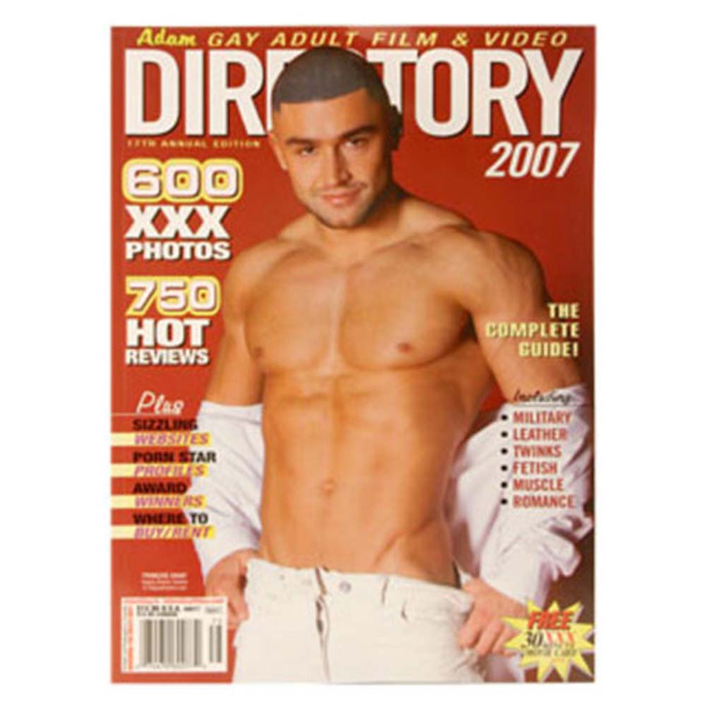 2007 Adam Gay Video Directory - View #1