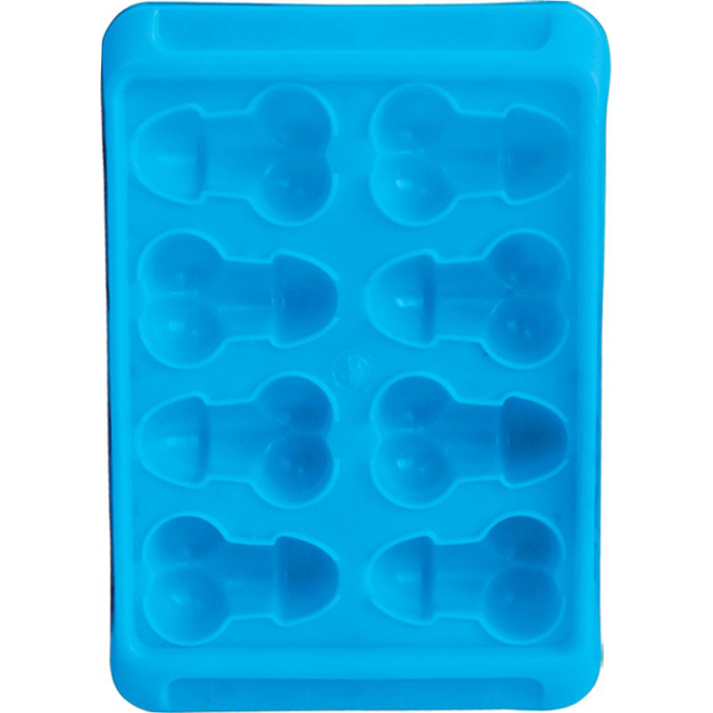 Blue Balls Penis Ice Cube Tray - View #2