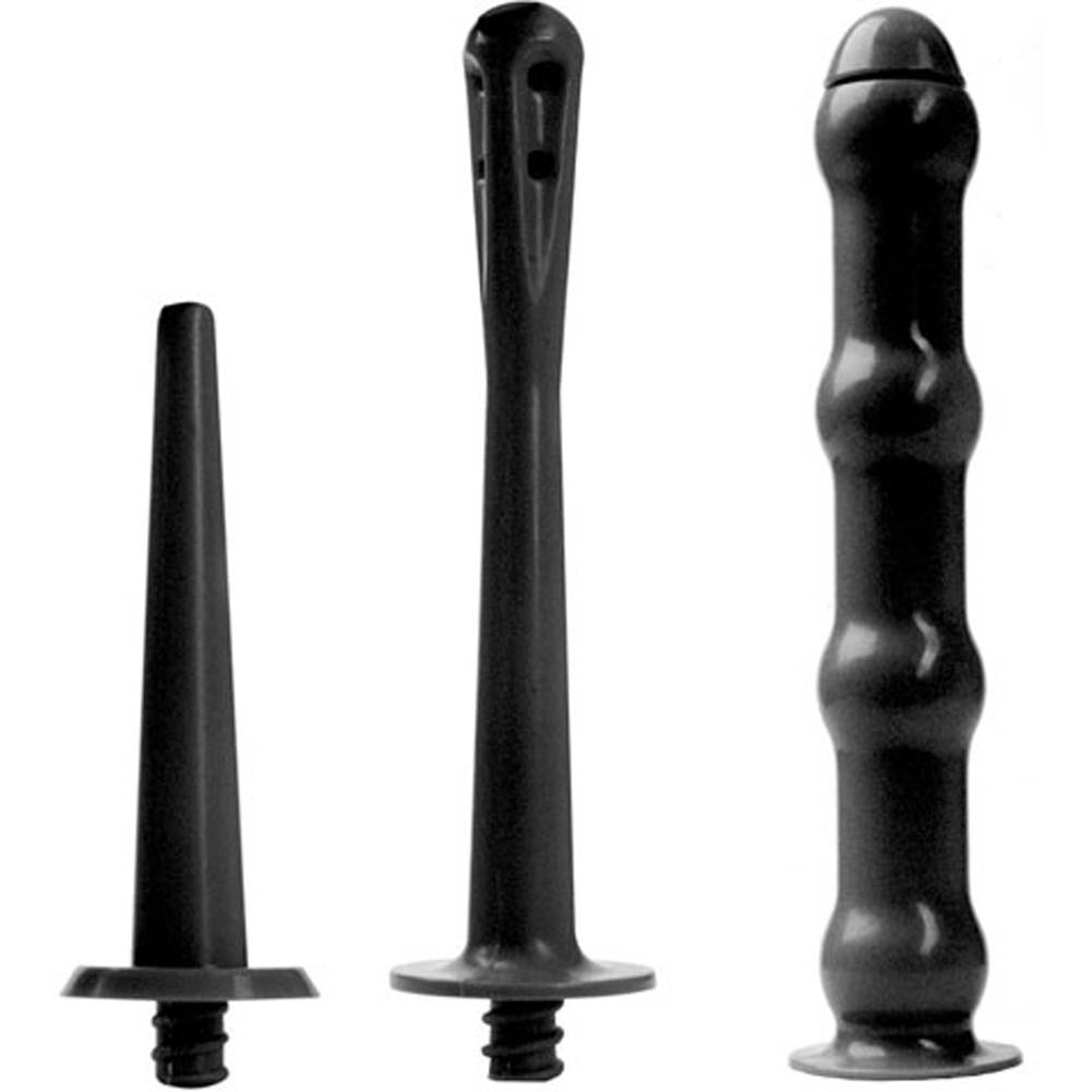 Rascal Toys Deep Cleansing Kit Anal Douche with 3 Attachment - View #3