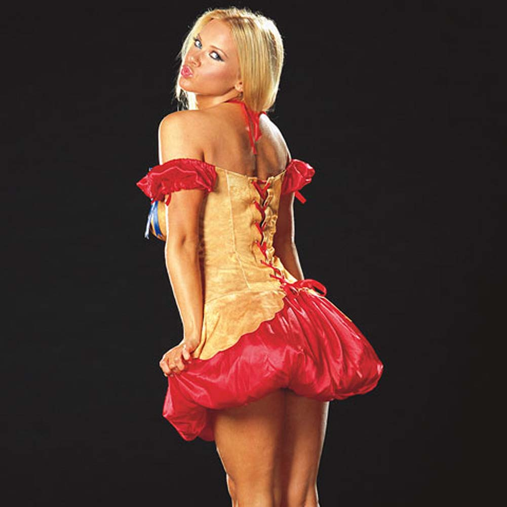 Hot Cherry Pie Costume Small Size - View #2