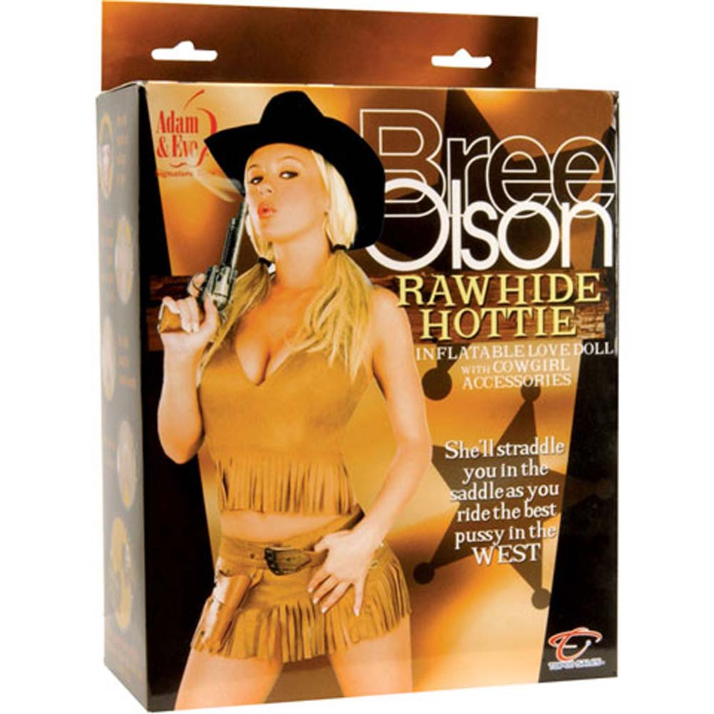 Bree Olson Rawhide Hottie Doll - View #2