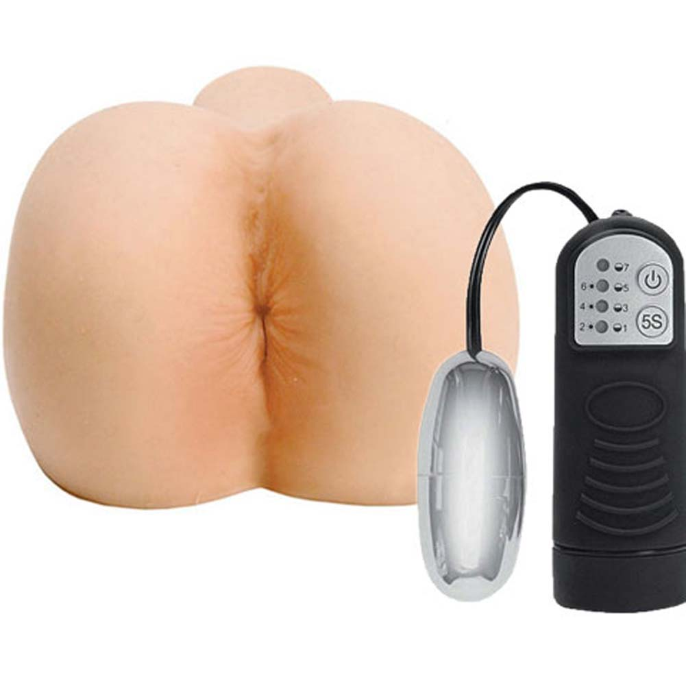 Bree Olson CyberSkin Extra Long Waterproof Vibrating Ass. - View #2