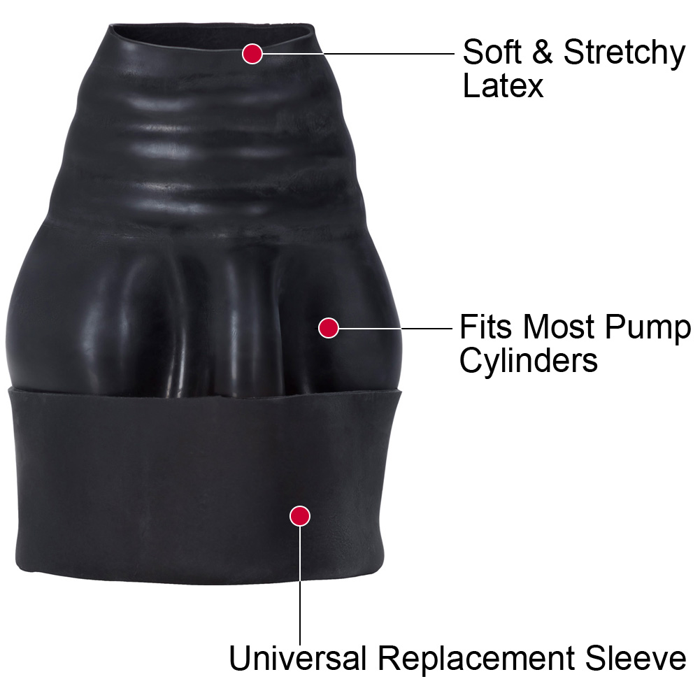 Universal Replacement Pump Sleeves 2 Pcs Set - View #1