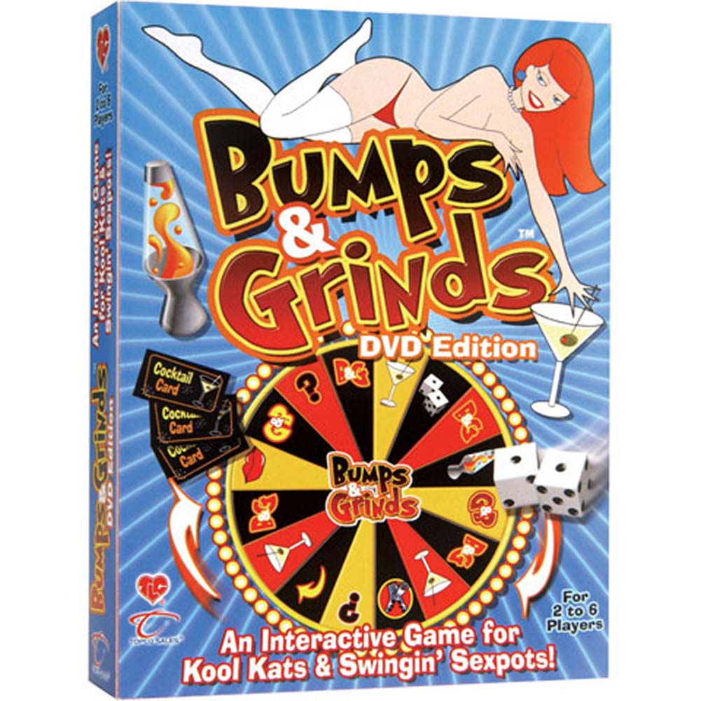 Bumps and Grinds DVD Edition Game Adult Game - View #1