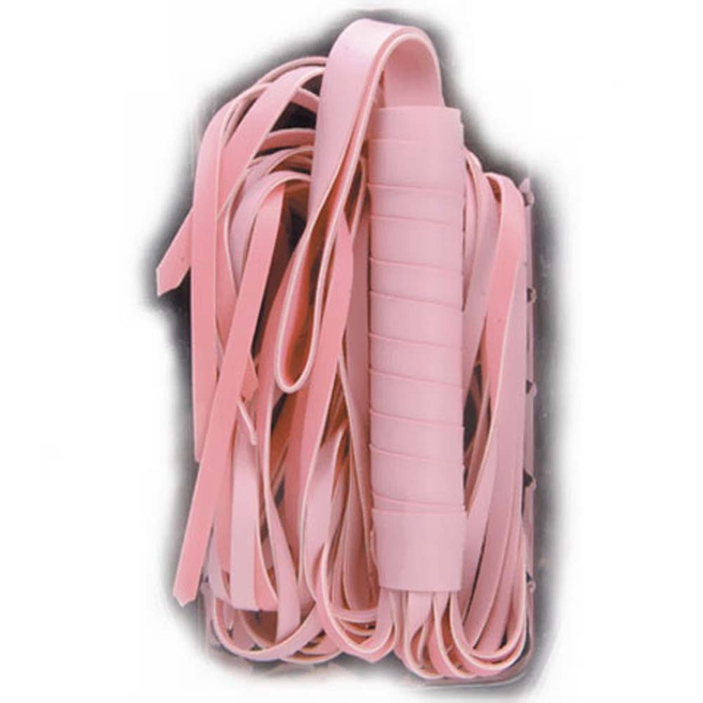 "Grrl Toyz Pink Play Erotic Whip 22"" - View #2"