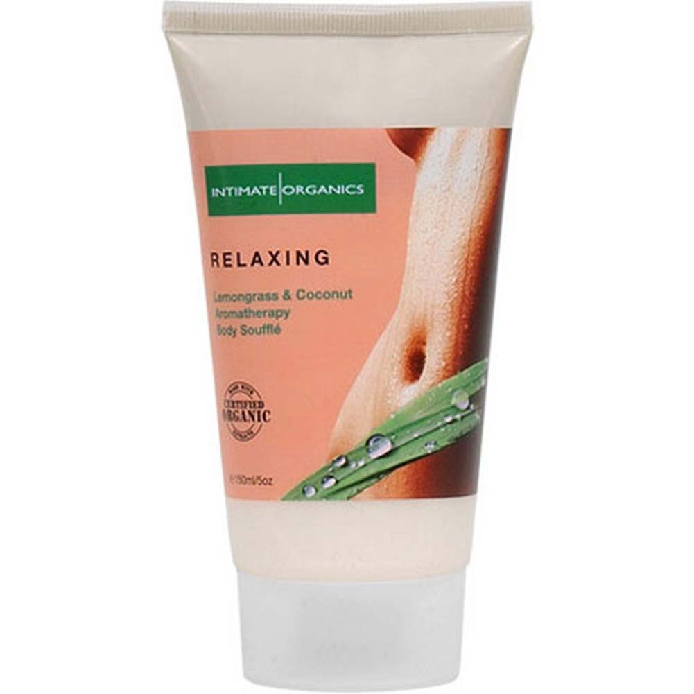 Intimate Organics Foot Foreplay Lotion Relaxing Lemongrass - View #1
