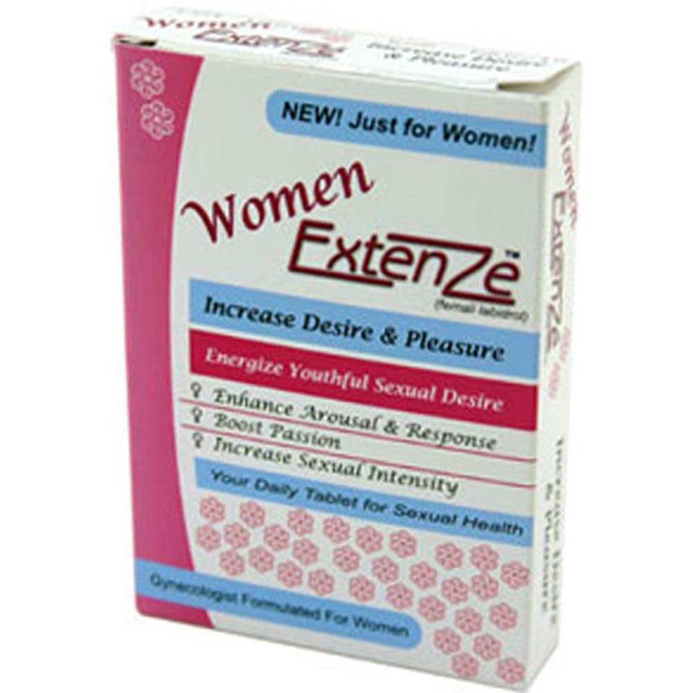Women Extenze 30 Tablets - View #2