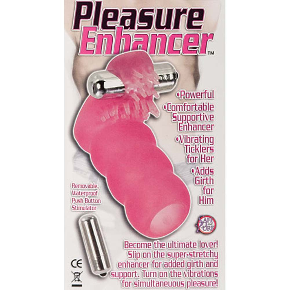 Pleasure Enhancer Waterproof Vibrating Ring. - View #3