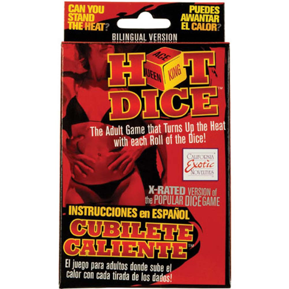 Hot Dice Game - View #4