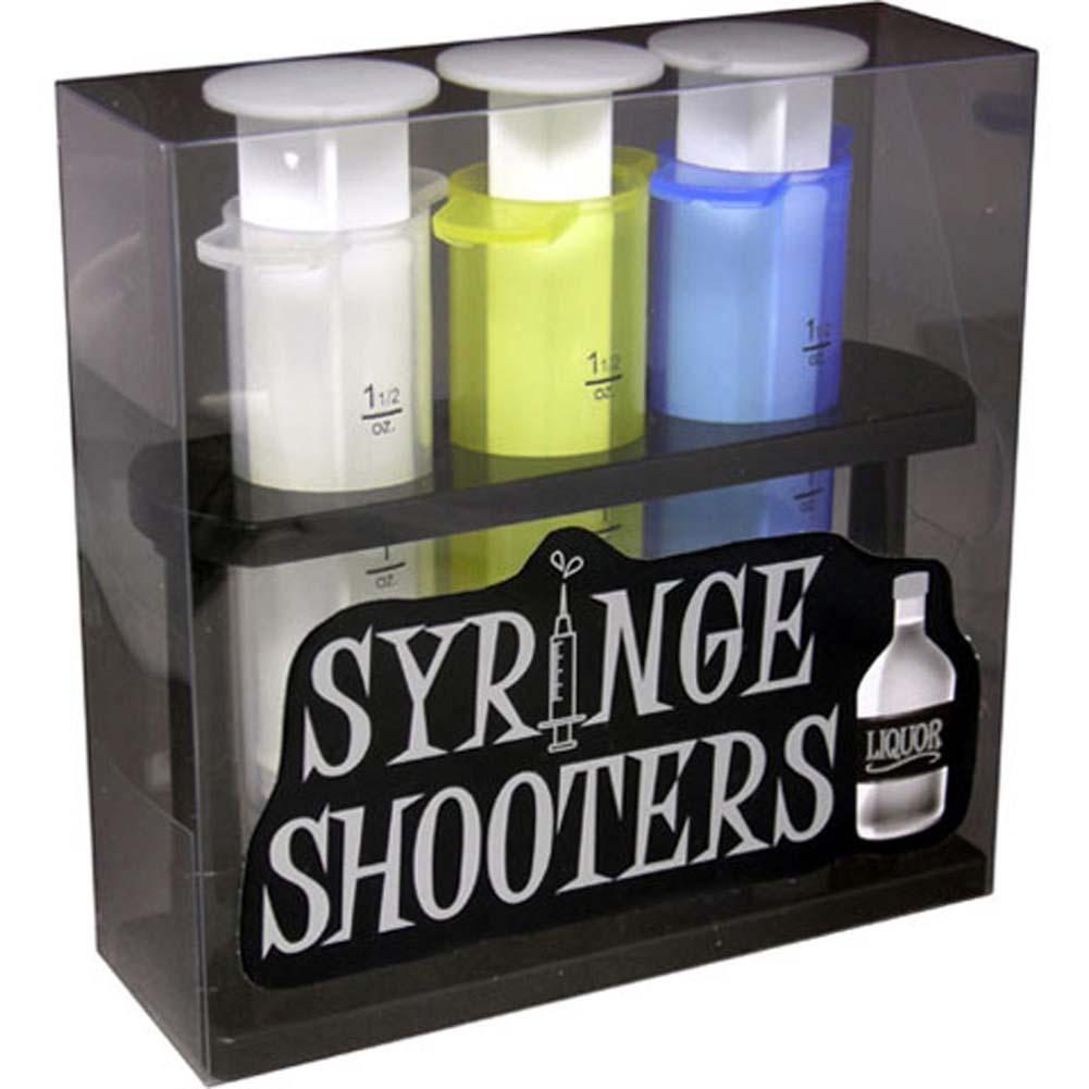 Syringe Shooters Game - View #1