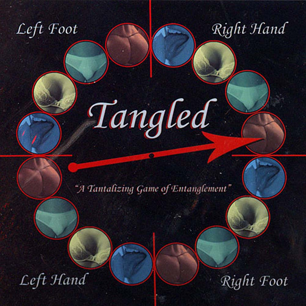 Tangled A Tantalizing Game of Entanglement - View #2