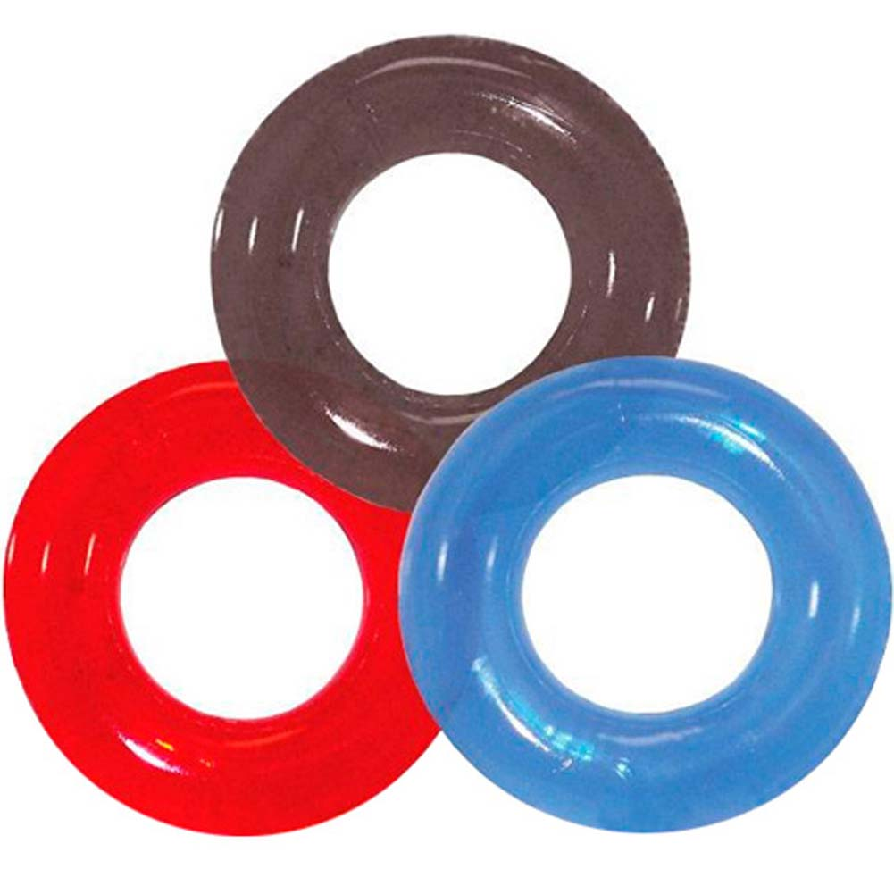 Screaming O Silicone Ring Os ASSORTED COLORS - View #2