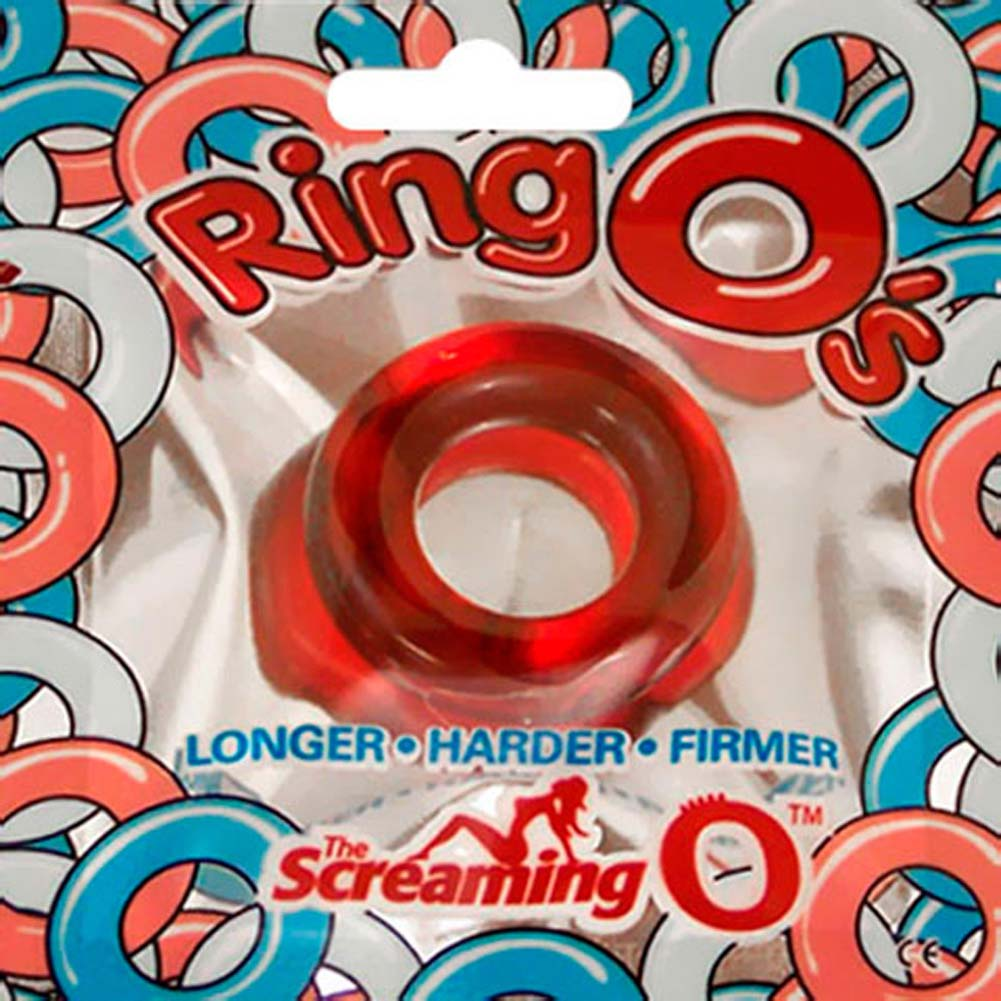 Screaming O Silicone Ring Os ASSORTED COLORS - View #4