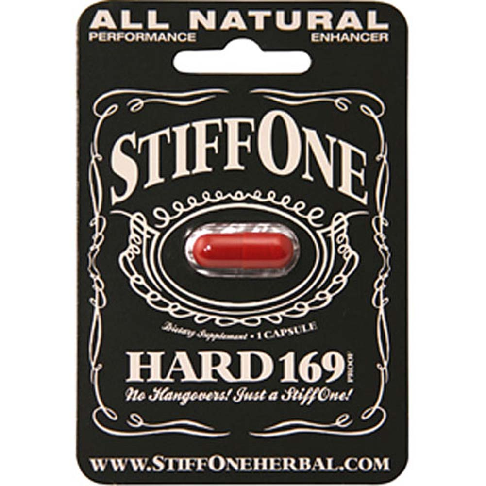 Stiff One Hard 169 Single Pill Pack - View #1