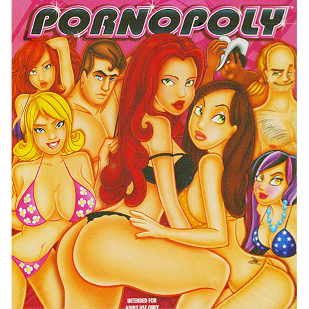 Pornopoly Game - View #1