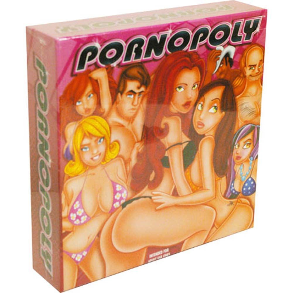 Pornopoly Game - View #3