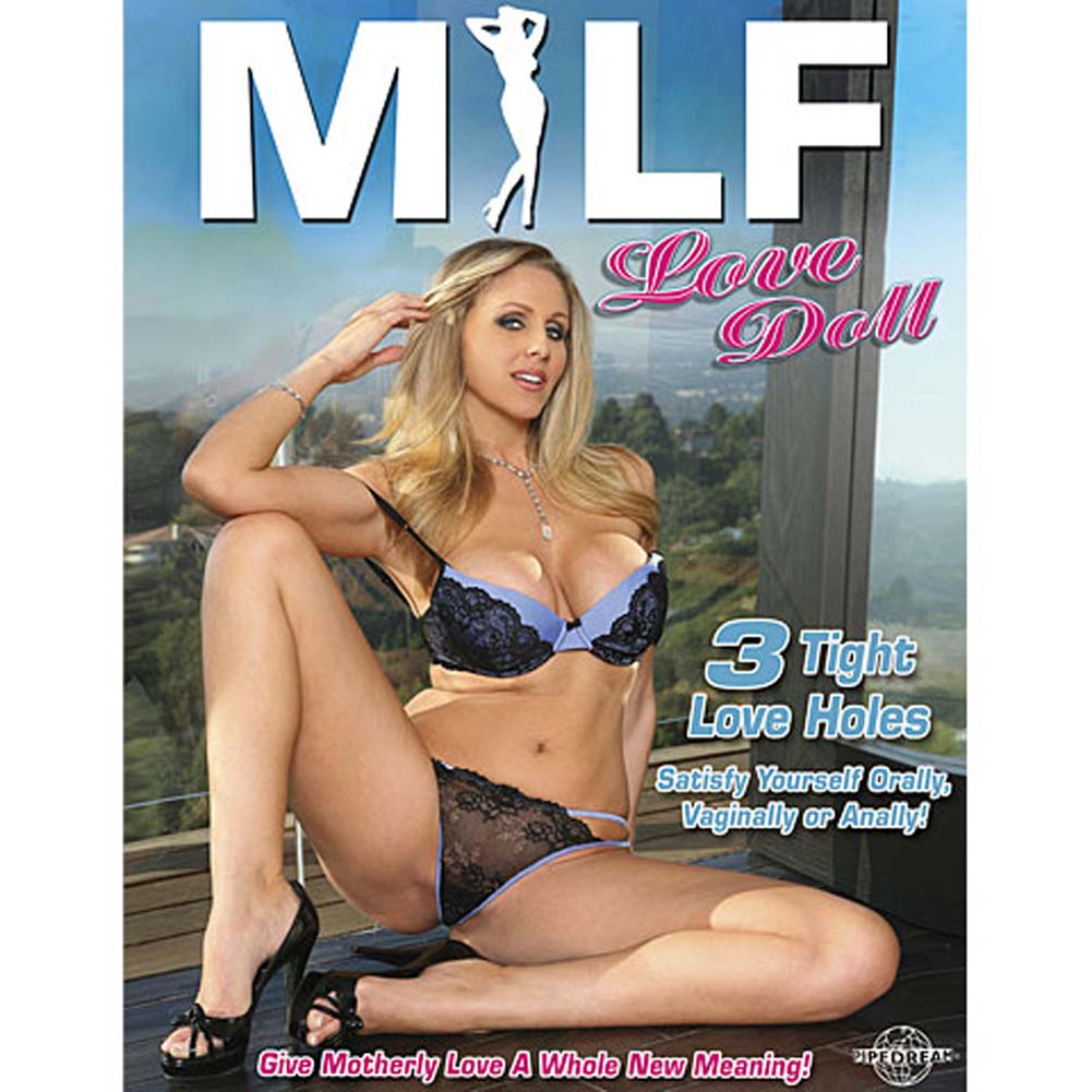 MILF Inflatable Love Doll - View #2