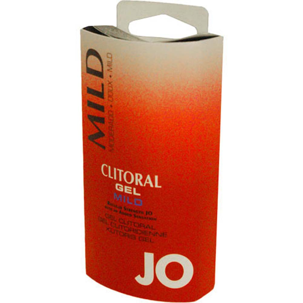 JO Clitoral Stimulation Jel for Women 10 Cc Mild - View #1