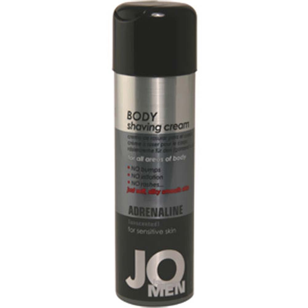 JO for Men Body Shaving Cream Adrenalin Unscented 8 Fl. Oz - View #1