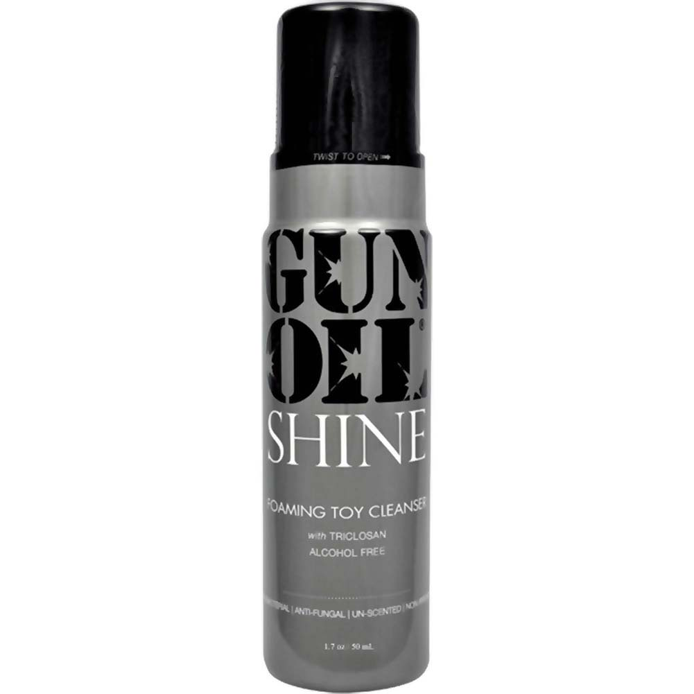 Gun Oil Shine Foaming Toy Cleaner 1.7 Fl. Oz. - View #1
