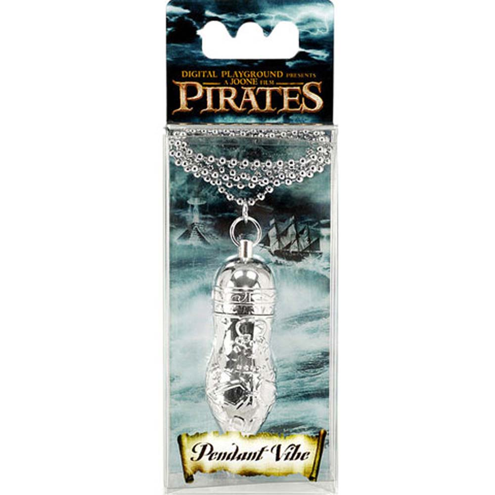 Pirates Pendant Vibe with Chain Silver - View #4