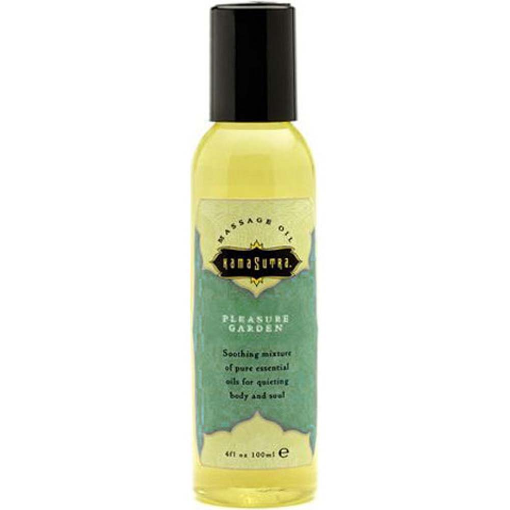 Kama Sutra Massage Oil Pleasure Garden 4 Fl. Oz. 100 mL - View #1
