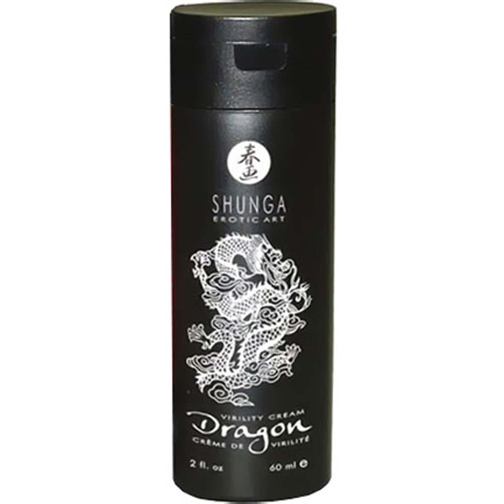 Shunga Dragon Virility Cream 2 Fl. Oz. - View #2