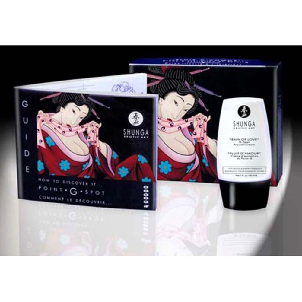 Shunga Rain of Love G-Spot Arousal Cream 1 Fl. Oz. - View #3