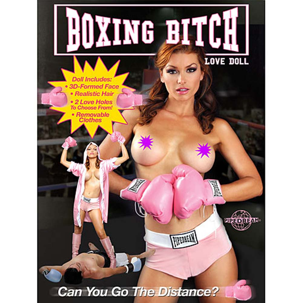 Boxing Bitch Inflatable Love Doll - View #1