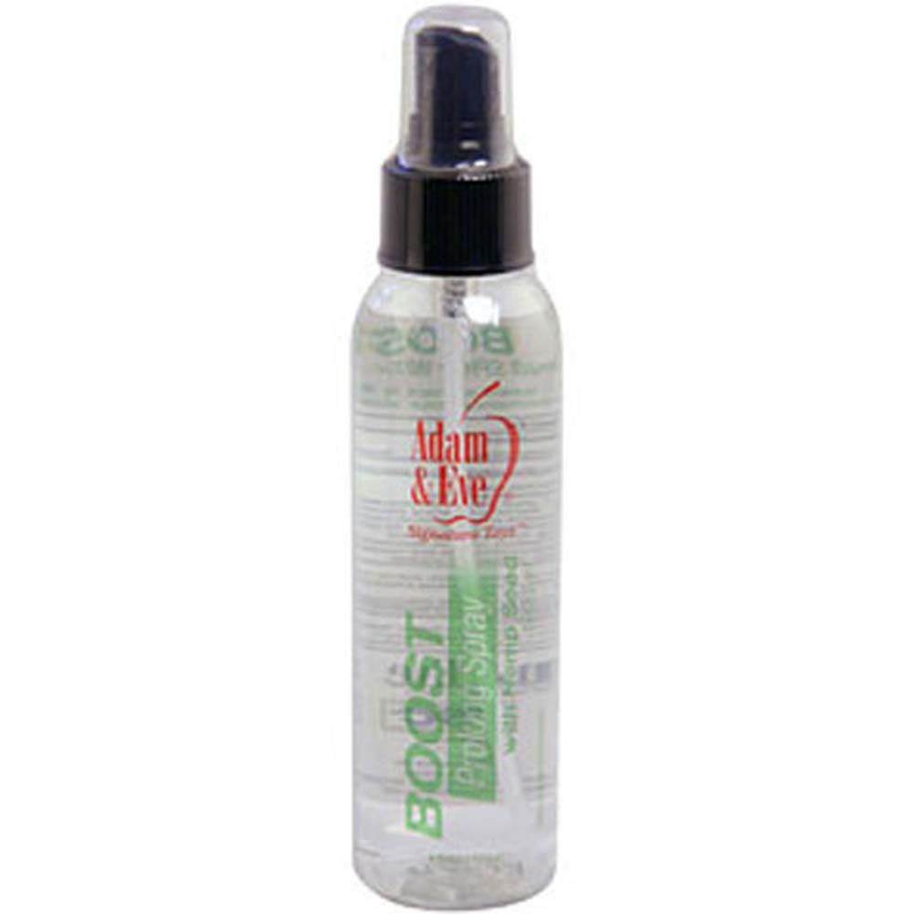 Adam and Eve Boost Prolong Spray with Hemp Seed 4 Fl. Oz. - View #1