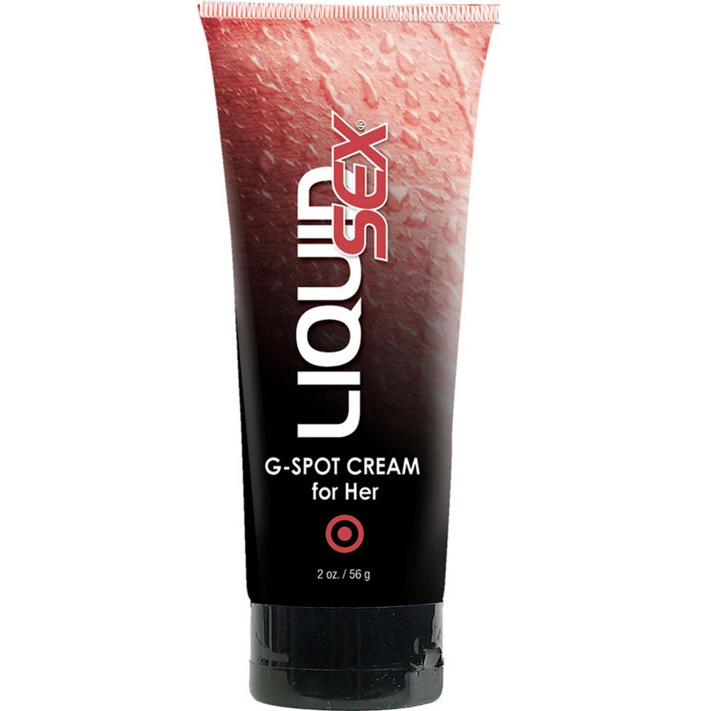 Liquid Sex G-Spot Arousal Cream for Her 2 Fl.Oz. Tube - View #2