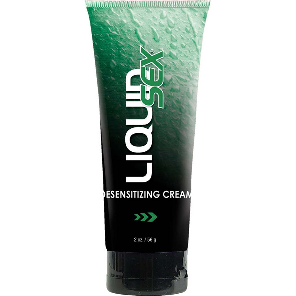 Liquid Sex Desensitizing Cream for Men 2 Fl. Oz. 59ml Tube - View #1