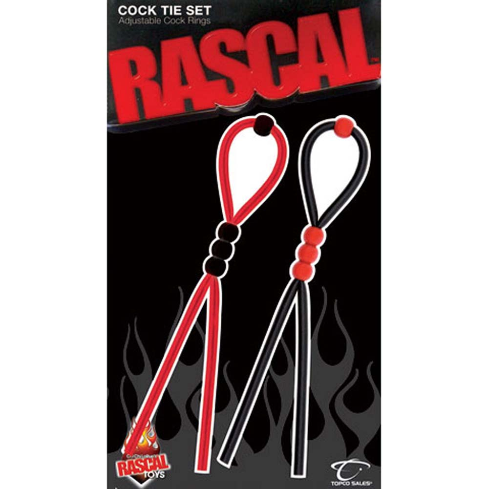 Rascal Toys Waterproof Cock Tie Set - View #2