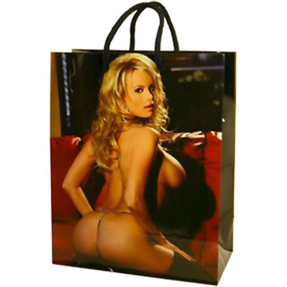 Woman in Thong Gift Bag - View #1