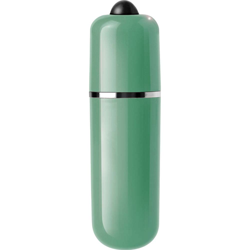 "Le Reve 3-Speed Vibrating Bullet 2.5"" Green - View #2"