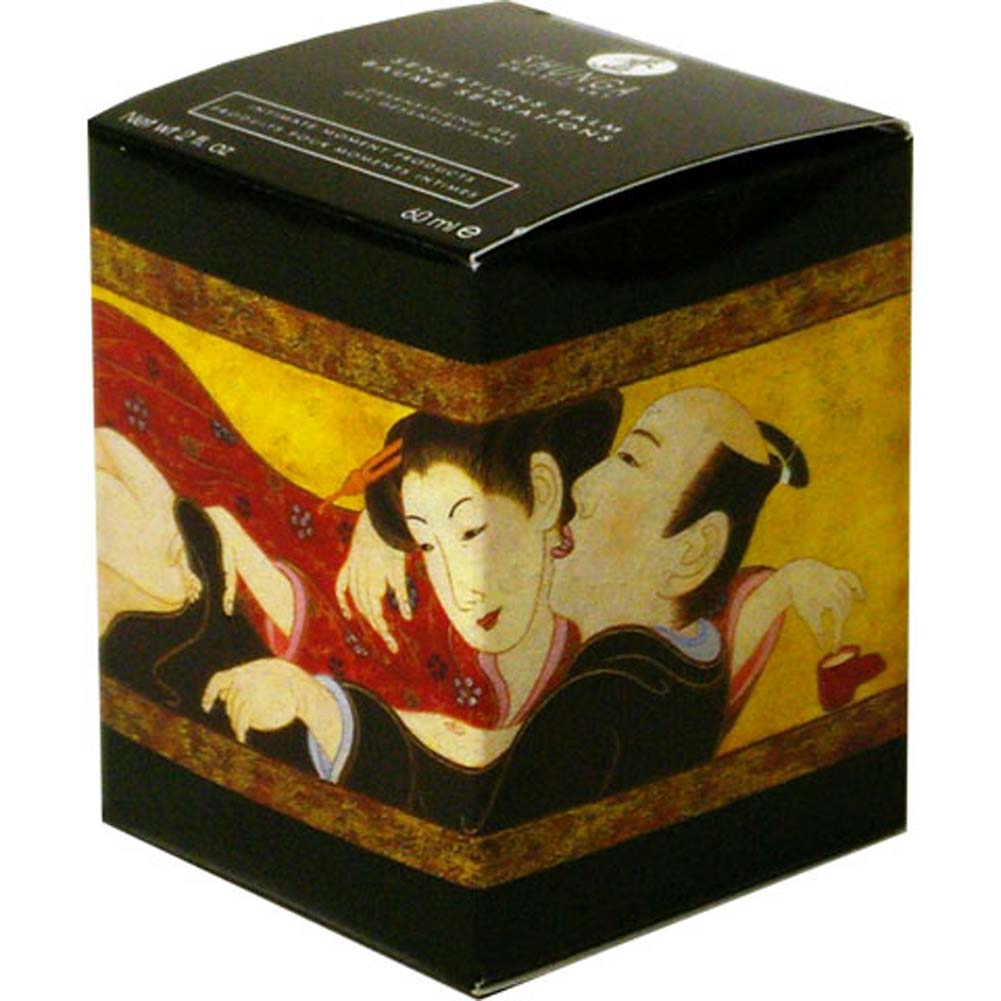 Shunga Sensations Balm 2 Fl. Oz. 60 mL Sensual Mint - View #3