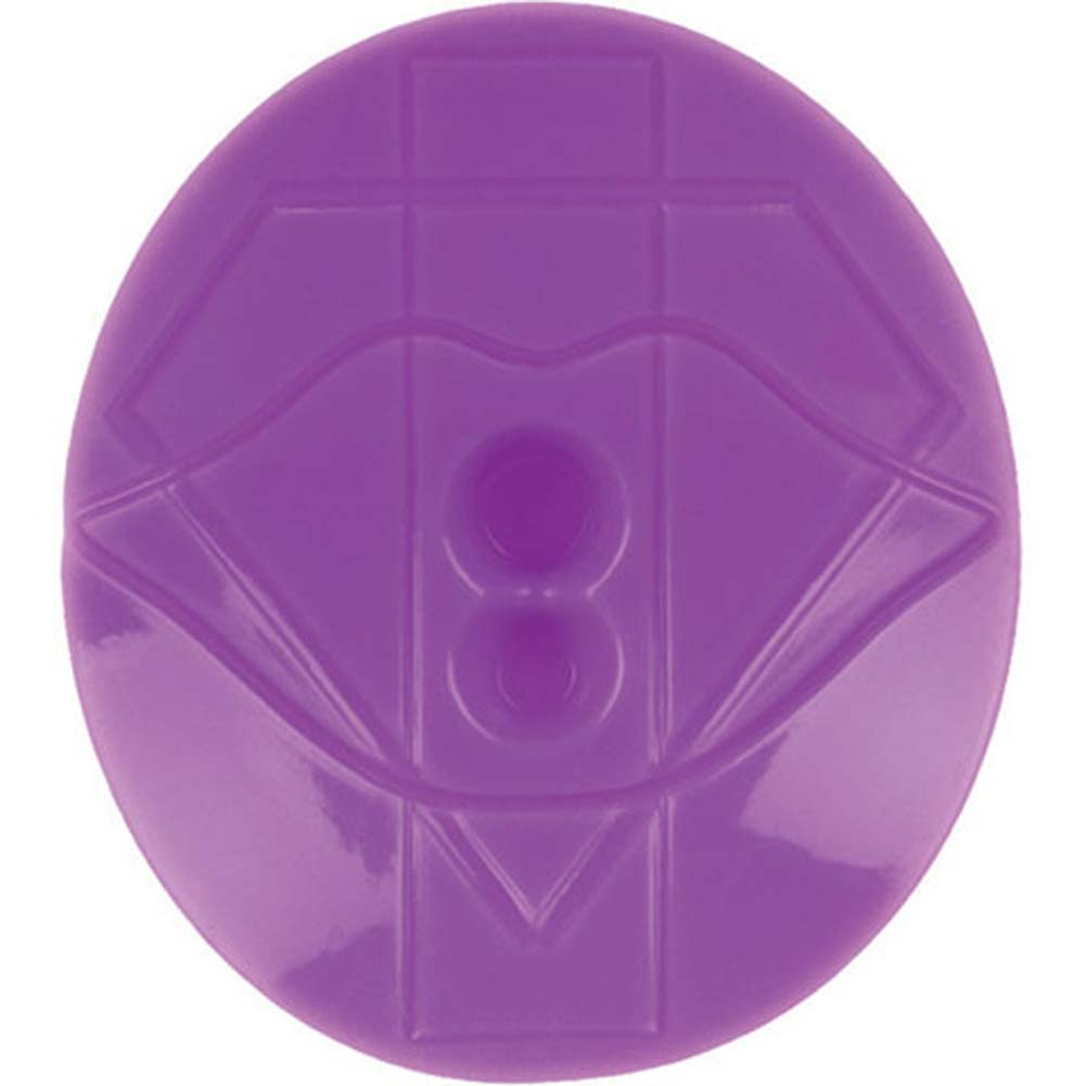 Intimate Shaving Template Purple - View #1