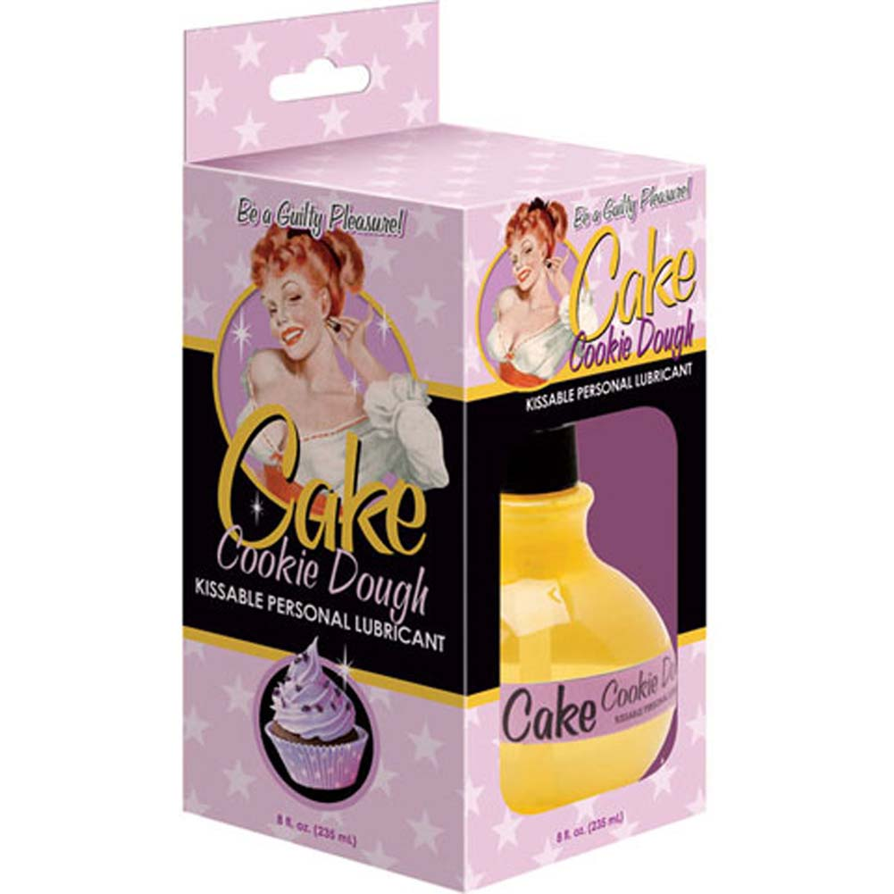 Cake Kissable Personal Lubricant Cookie Dough 8 Fl. Oz. - View #1