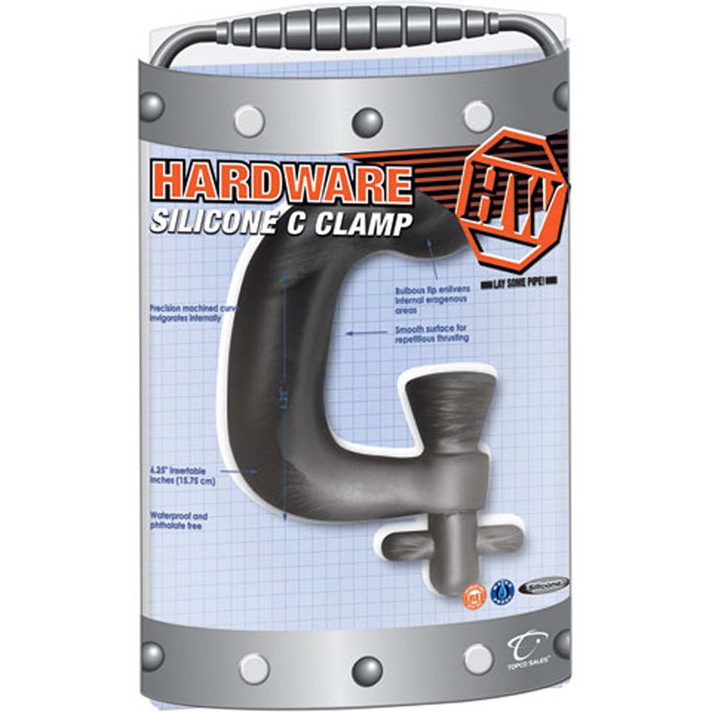 Hardware Waterproof Silicone C Clamp - View #1