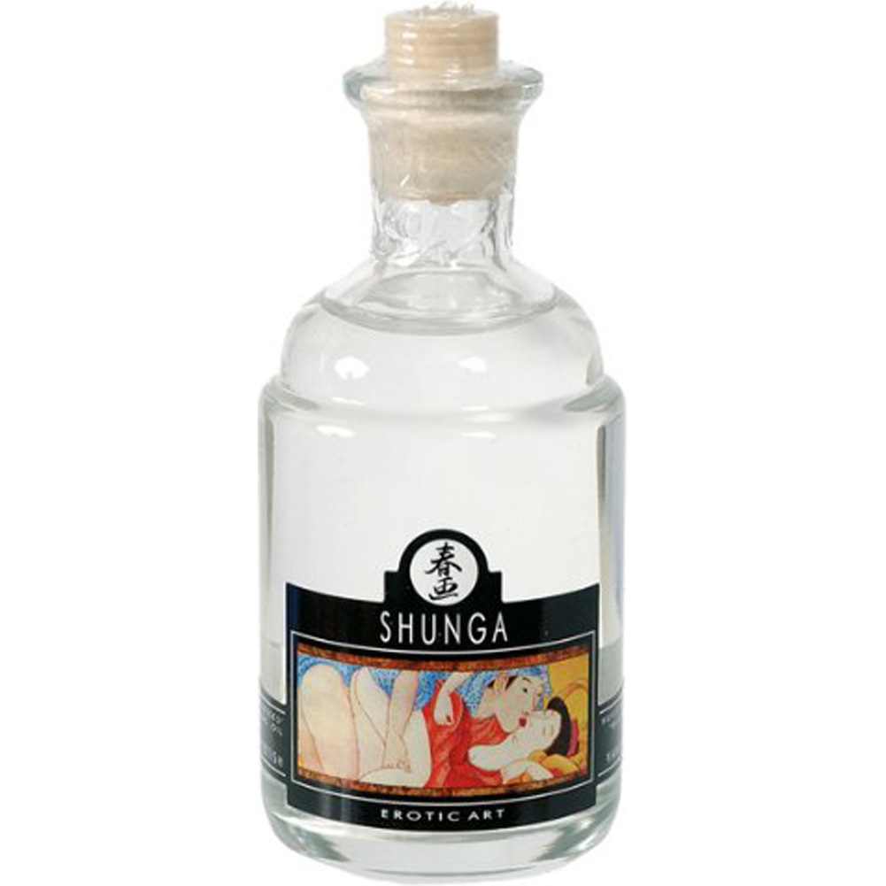 Shunga Aphrodisiac Warming Oil for Lovers 3.5 Fl.Oz 100 mL Vanilla Fetish - View #2