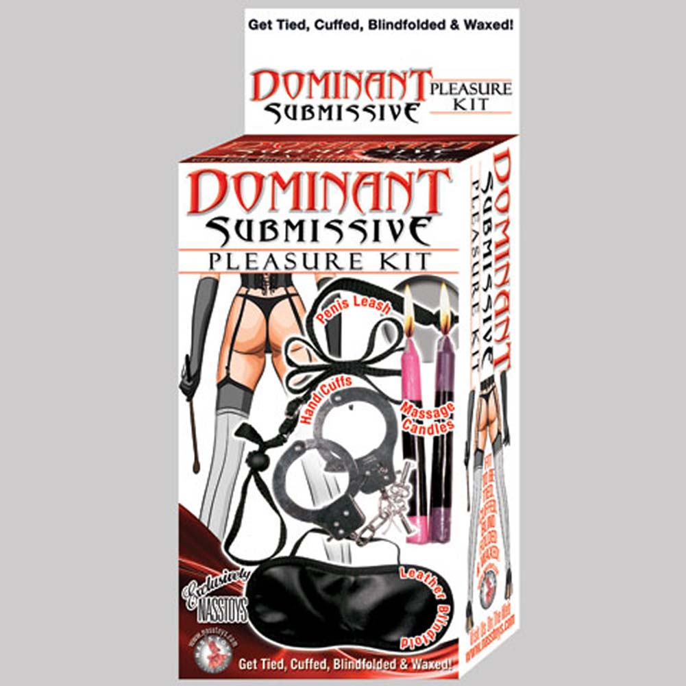 Dominant Submissive Pleasure Kit - View #3