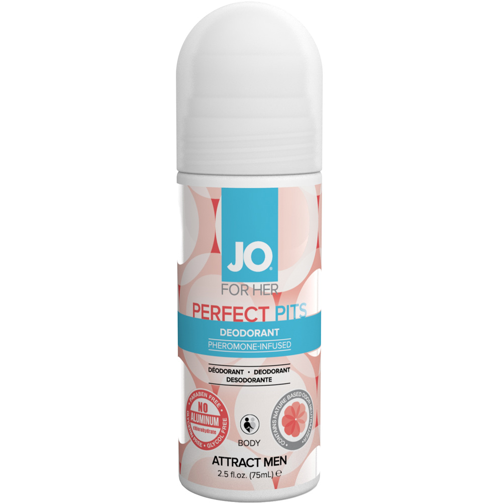 JO Women for Men F4M Pheromone Deodorant 2.5 Fl. Oz. - View #1