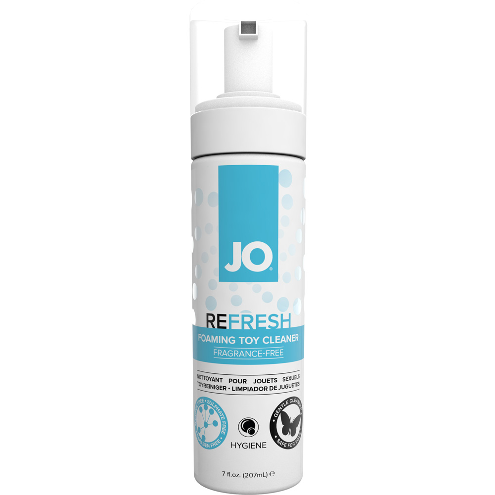 JO Unscented Anti Bacterial Toy Cleaner 7 Fl. Oz. - View #2