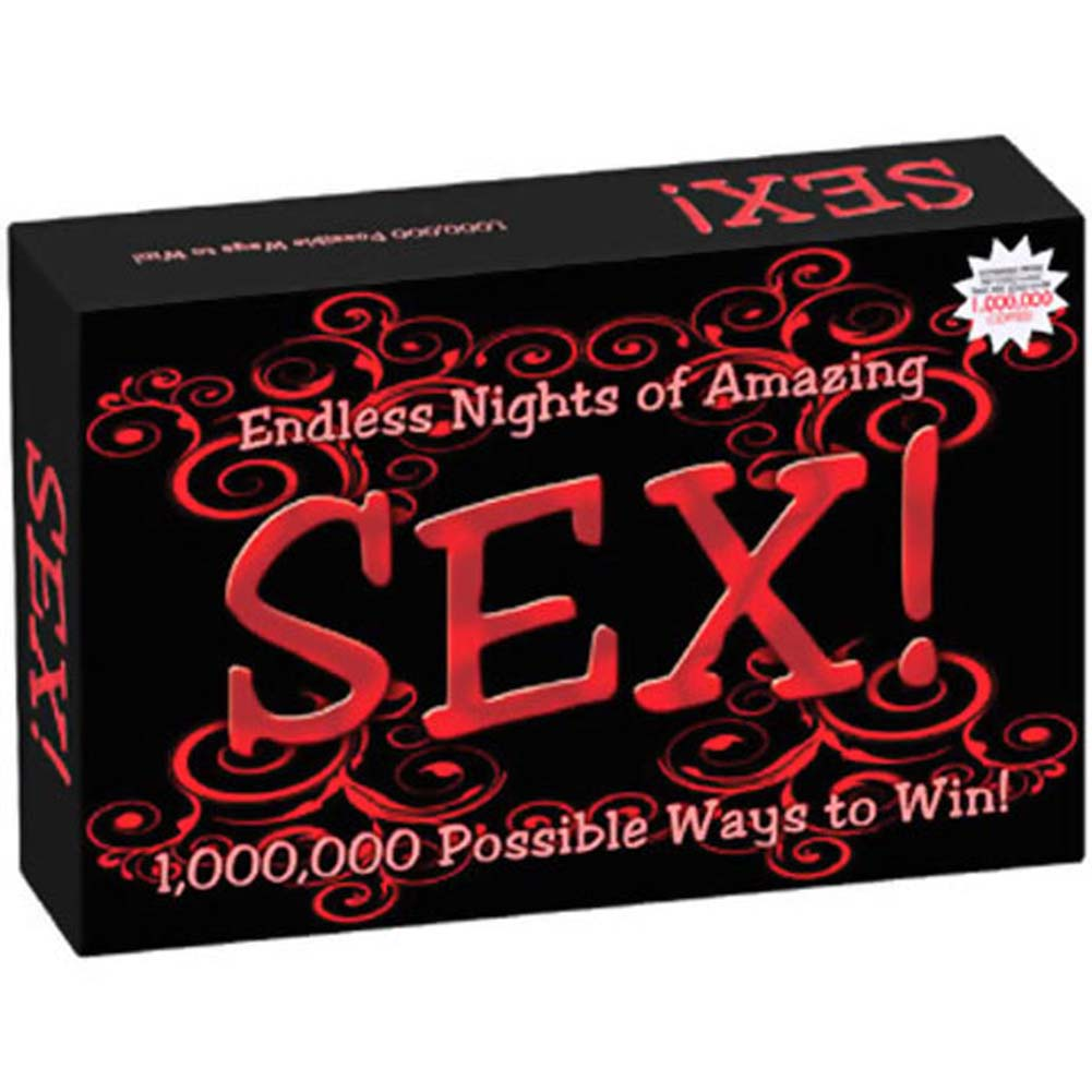 Endless Nights of Amazing Sex Board Game for Lovers - View #3