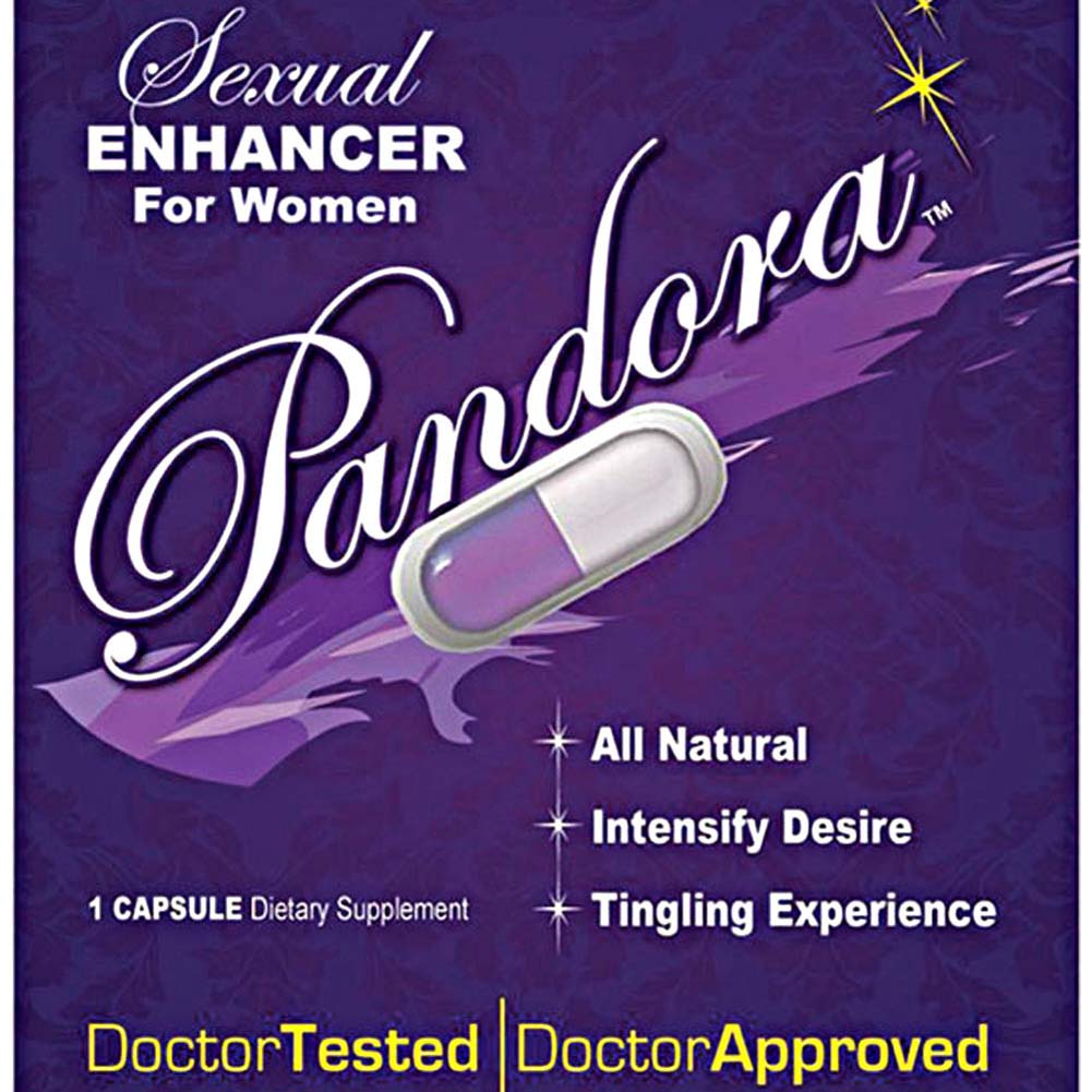Pandora Sexual Enhancer for Women - View #1