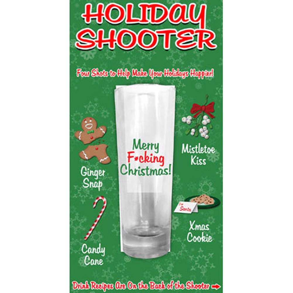 Holiday Shooter Game - View #1
