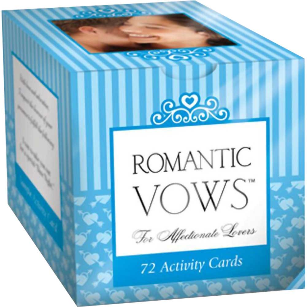 Romantic Vows For Affectionate Lovers Game - View #1